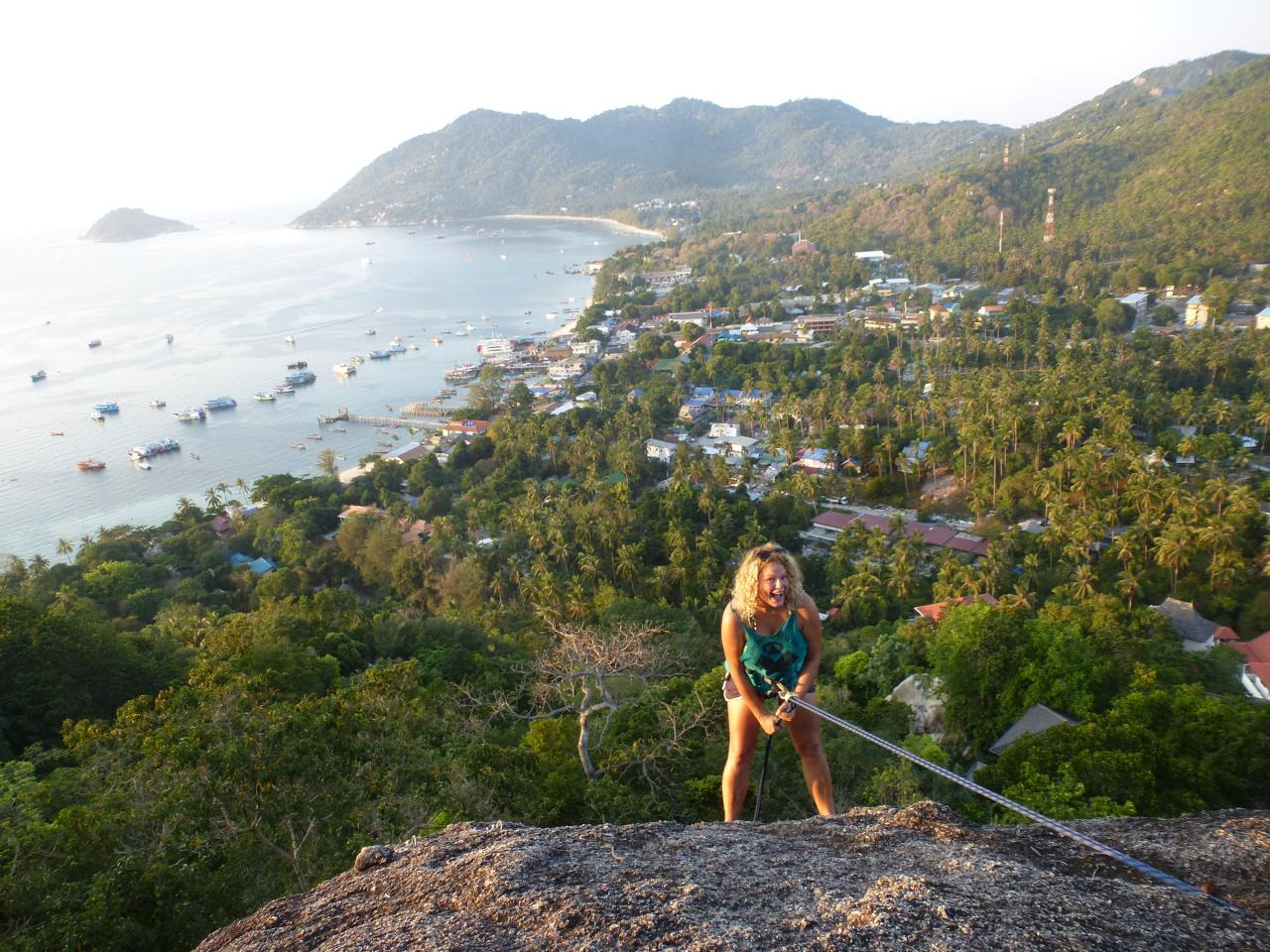 Onsight Climbing koh tao's picture
