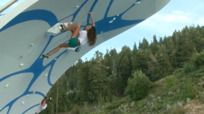 Behind the Scenes at Chris Sharma's Psicobloc Masters Competition | EpicTV