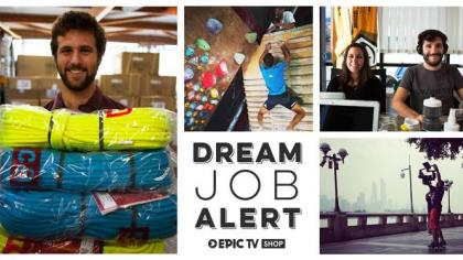 EpicTV Jobs - Climbing Editor Wanted