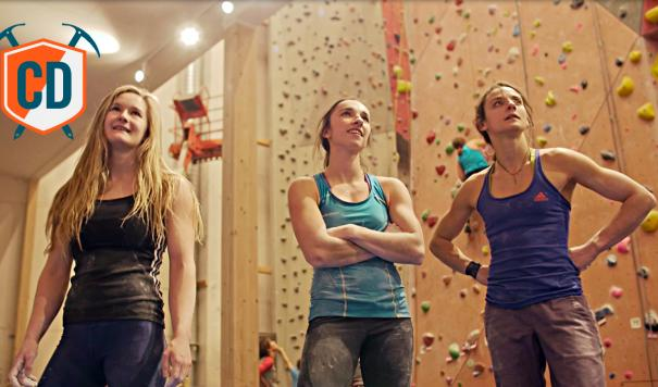 Coxsey, Wurm And Le Nevé Prepare For Legends Only Comp | Climbing Daily, Ep. 615