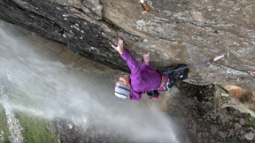 Sasha DiGiulian Climbing In Sardinia, Italy And Switzerland