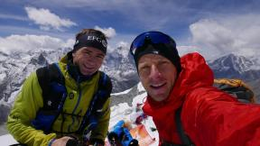 Ueli Steck Acclimatises For Himalaya Expedition