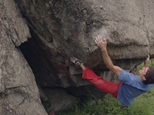 Marcello Bombardi Slapping His Way To Victory | The Italian Climbing Files, Ep. 3