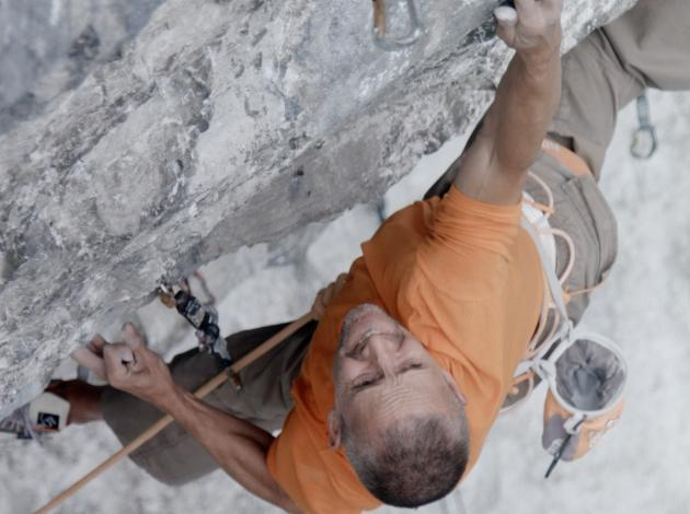Steve McClure Crushing at Malham Cove